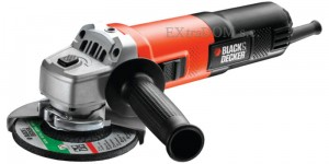 -20% Szlifierka kątowa Black & Decker KG 751, 750W, 125mm