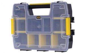 Organizer Stanley Sort Master light 29,5 x 6,5 x 21,5 707201