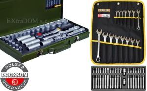 c07a5c835e7d4 Duży zestaw narzędzi Proxxon + Yato 84cz. Polska Gwarancja