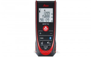 Dalmierz laserowy Leica DISTO D2 NEW 100m z Bluetooth 837031