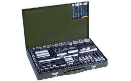 3c630048f3b5d Zestaw narzędzi Proxxon 86 części w metalowej walizce 23640 Świat ...