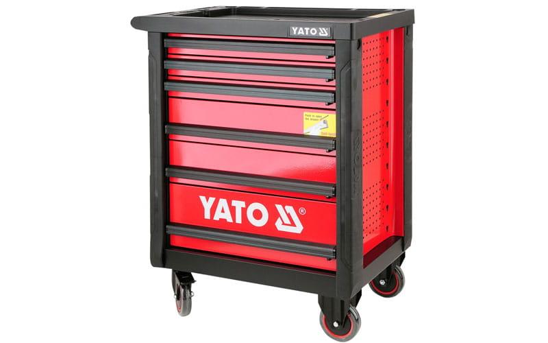 5f91cd7b29cde1 Szafka warsztatowa YATO 6 szuflad YT-0902 Świat Narzędzi - narzędzia ...